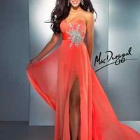 Cassandra Stone by Mac Duggal Prom/Homecoming Dress Size 12