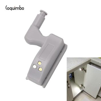 Coquimbo 2/5 Packs  Inner Hinge LED Sensor Under Cabinet Lights