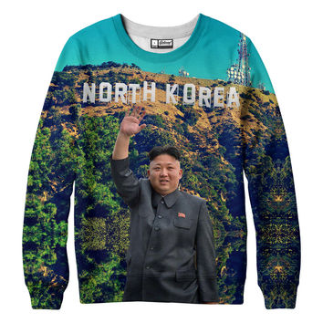 North Korea Sweatshirt