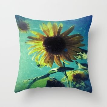 :: I Think Of You :: Throw Pillow by :: GaleStorm Artworks ::