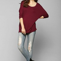 Mouchette Oversized Tunic Tee - Urban Outfitters