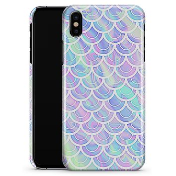 Iridescent Dahlia v9 - iPhone X Clipit Case