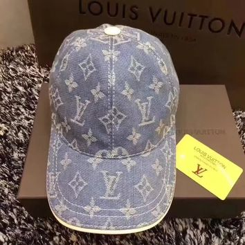 Louis Vuitton LV Denim Hat