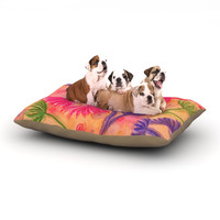 "Ebi Emporium ""Cow Parsley"" Dog Bed"
