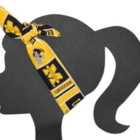 Michigan Wolverines Headband