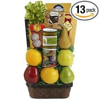 Sea of Galilee Fruit & Kosher Food Gift Basket $45.95
