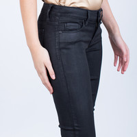 Your Go-To Skinny Leather Pants