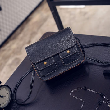 Summer Mini Korean Stylish Messenger Bags Shoulder Bag [8226765255]