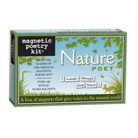Nature Magnetic Poetry Kit