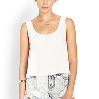 Beachy Breeze Crop Top