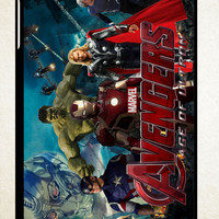 avenger age of ultron 1 iPad 2 3 4, iPad Mini 1 2 3, iPad Air 1 2 , Galaxy Tab 1 2 3, Galaxy Note 8.0 Cases