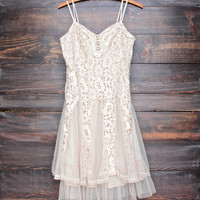 x shophearts - Ryu time will tell lace dress - more colors