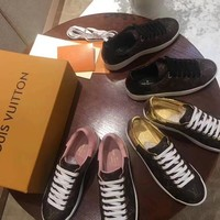 """""""LV"""" Classic Casual Shoes"""