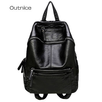 Japanese fashion feminine backpack school bags high/college student backpacks for teenage girls back pack mochila feminina