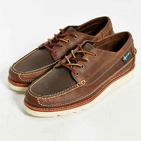 Eastland Stoneham 1955 Camp Moc Oxford Shoe- Tan