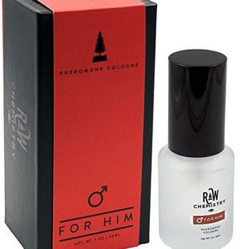 Pheromones For Men Pheromone Cologne [Attract Women] - Bold, Extra Strength Human Pheromones Formula by RawChemistry - 1 Fl Oz (Human Grade Pheromones to Attract Women) : Beauty
