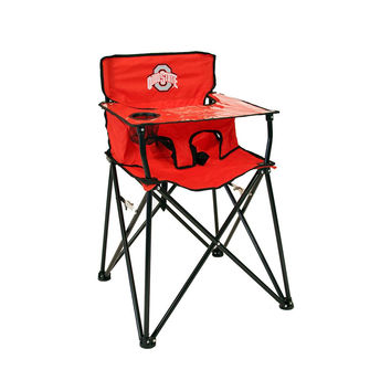 Ohio State Buckeyes NCAA Ultimate Travel Child High Chair