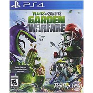 Electronic Arts 014633731781 73178 Plants vs Zombies Garden Warfare - PlayStation 4