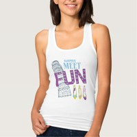 Suprise Meet Fun Tank Top