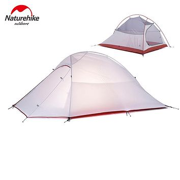 2 Person 4 Season High Winds Dome Tents