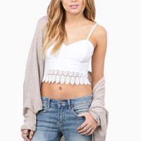 Party Starter Crop Top $29