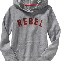 Old Navy Girls Graphic Pullover Hoodies