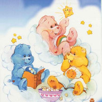 Care Bears Make A Wish 2003 Poster 22x34