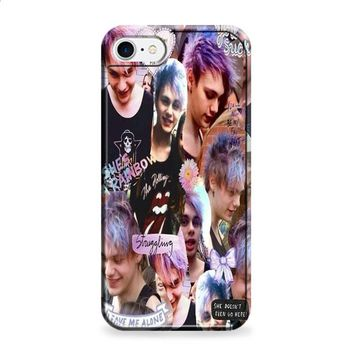 michael clifford collage art iPhone 6 | iPhone 6S case