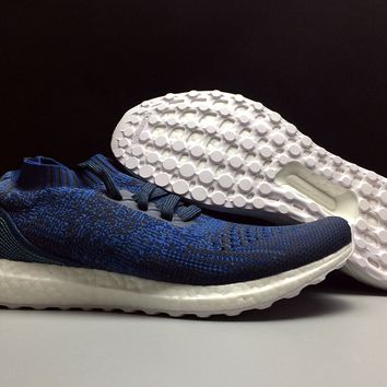 kuyou ULTRABOOST UNCAGED X PARLEY DARK BLUE
