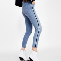 SIDE STRIPE JEANS Z1975 DETAILS