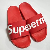 Supreme Women Fashion Casual Slipper Shoes