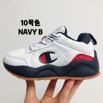 Child Champion Girls Boys shoes Children boots Baby Sandle Toddler Kids Child Fashion Casua Sneakers Sport Children's Shoes