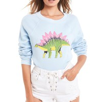 Prehistoric Sommers Sweater - Wildfox