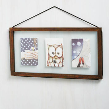 On Another Float Frame | Mod Retro Vintage Decor Accessories | ModCloth.com