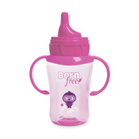 Bornfree/Summer Infant Drinking Cup - Pink - 9 oz - 1 Cup