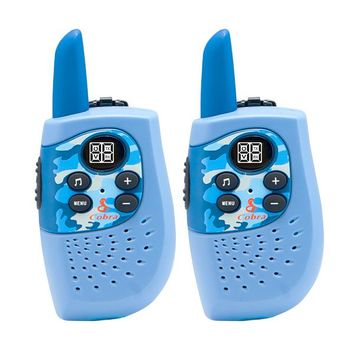 Walkie-Talkie Cobra PMR HM230 3 KM Blue