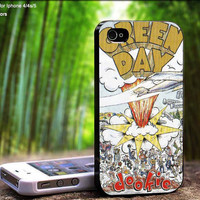 Dookie Album Animation Green Day Design For iPhone 5 / 4 / 4S - Samsung Galaxy S3 / S4 ( Black / White case )