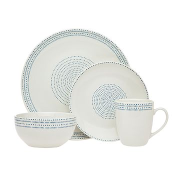 16PC STACCATA DINNERWARE