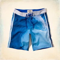 Hollywood Beach Swim Shorts
