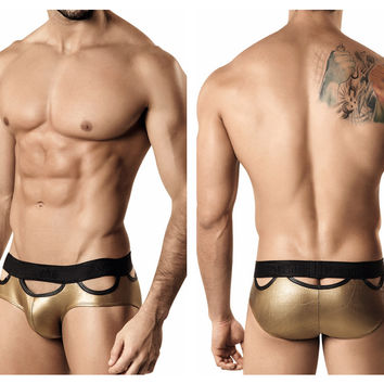 Pikante Metallic Wave Brief