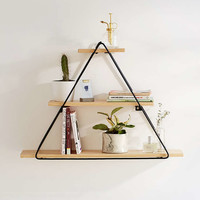 Tiered Triangle Wall Shelf - Urban Outfitters