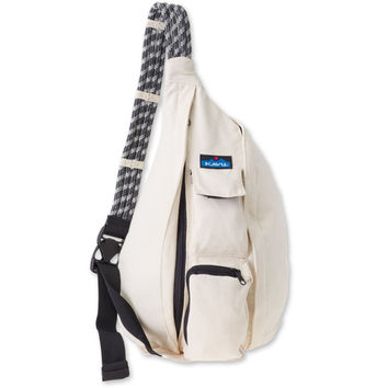 Monogrammed Kavu Rope Bags - Blank Canvas - Great gift for College, Teens, Women, Outdoors Satchel Crossbody Tote