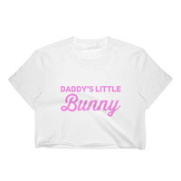 Little Bunny Kitten Yes Daddy DDLG Clothing Daddy Dom Little BDSM Adult Pacifier Onesuit Collar Choker Baby Girl Princess Pastel Goth CropTop