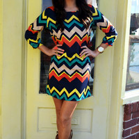 Young And Fabulous Dress: Multi | Hope's