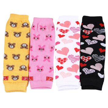 Baby Boys Girls Leg Warmers Cotton Infant Stockings Tight Leggings Valentine Day