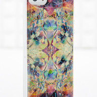 Textile Federation Multi 3D Prism iPhone 5 Case - Urban Outfitters