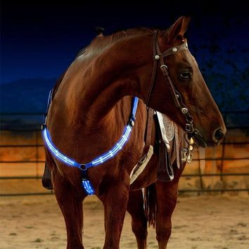 LED Horse Harness Breastplate - Small Animals