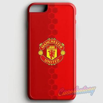 Manchester United Adidas The Red Devil iPhone 6 Plus/6S Plus Case | casefantasy