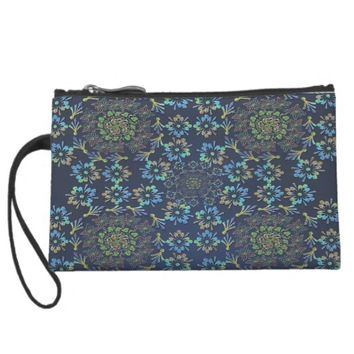 Licorice Tendencies Wristlet Wallet