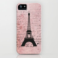 Paris iPhone & iPod Case by C Designz